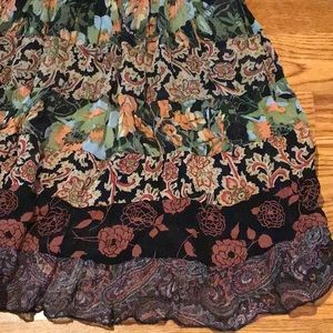 Coldwater Creek Skirts - Coldwater Creek flowing skirt